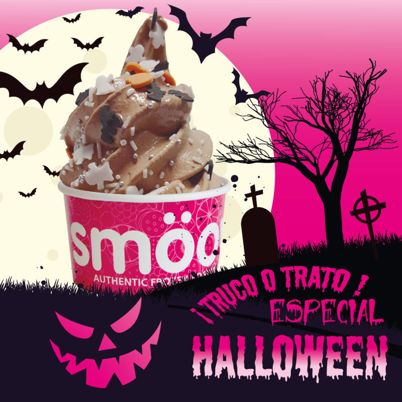Promo Halloween topping