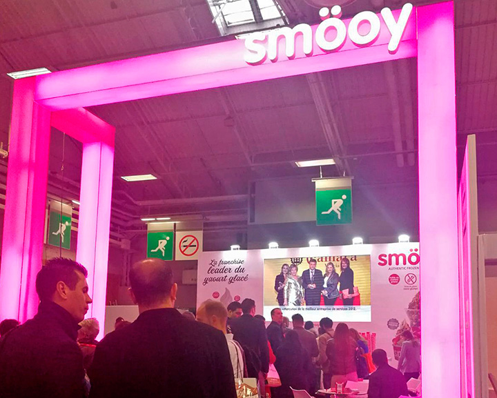 smooy feria franquicia paris 2017