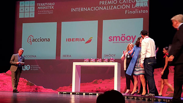smooy finalista premios nacionales marketing